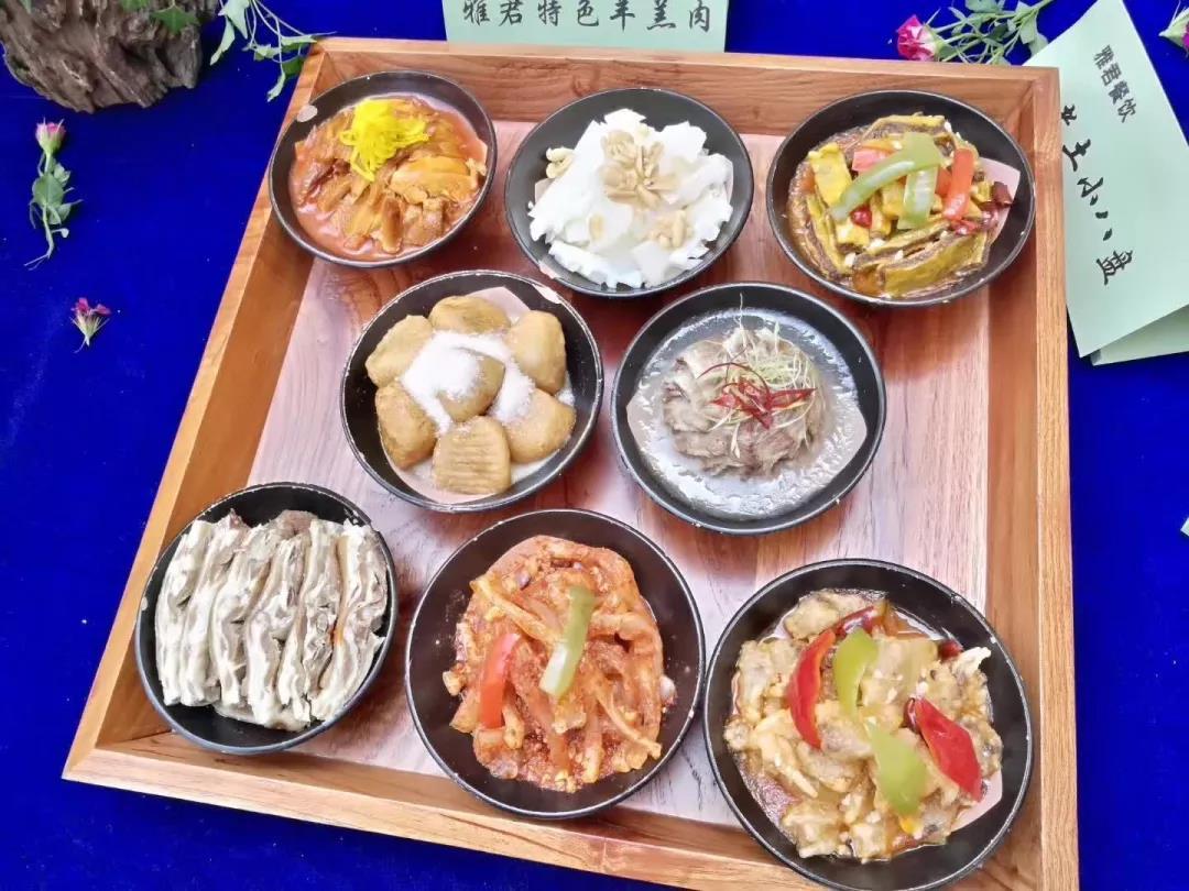 2018青海首届地方特色小吃大赛暨西宁美食节·城东美食烹饪大赛在西宁